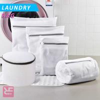 Laundry Bag Jaring Baju Kotor Kantong Mesin Cuci Bra Celana Dalam
