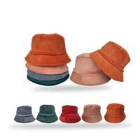 BUCKET HAT CORDUROY / TOPI BUCKET CARDUROY