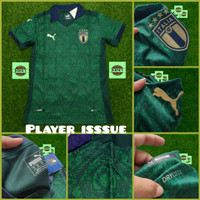 JERSEY BOLA ITALIA 3RD PLAYER ISSUE DRY CELL 2020/2021 TOP QUALITY