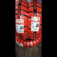 Paket Ban Motor Maxxis Victra110/80-14&130/70-13 Honda ADV150 Tubeles