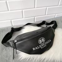 tas waistbag belt fashion grafiti import branded store - motif 3