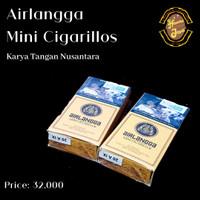 Cerutu Murah Airlangga Mini Cigarillos Indonesia