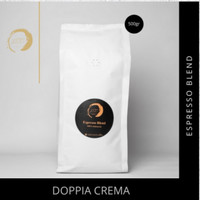 JSC Biji Kopi Doppia Crema Espresso Blend 1 Kg