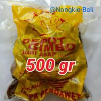 Babi asap Gimbo vacum packed 500gram