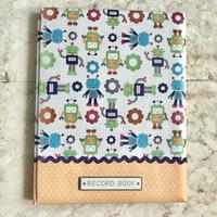 Baby Journal / Jurnal Bayi Scrapbook