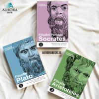 FILSAFAT PERIODE SOCRATES - FILSAFAT PLATO - FILSAFAT ARISTOTELES ORI