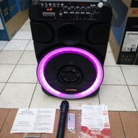 Speaker Portable Asatron AURORA 12 Inch USB / Bluetooth