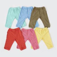Celana Panjang Anak dan Bayi / I am Cotton Casual Pants Slub