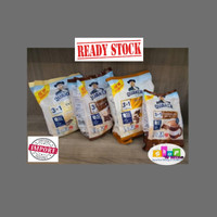Quaker oat 3IN1 cereal drink Import Malaysia 3 IN1 -15 Sachet /pack