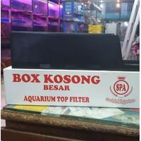 Box Filter Aquarium Besar/Top Filter