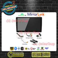AudioBank AB-TV6912 9inch Android 10 Full HD Mirrorlink Deckless TV