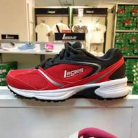 Sepatu League Legas Merah Neptune La M Original Running shoes pria