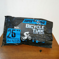 Ban Dalam Sepeda 26 x 1.75 / 2.125 Super Stone