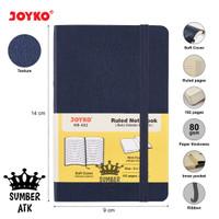 Ruled Notebook Diary Agenda Buku Catatan Bergaris Joyko NB-662