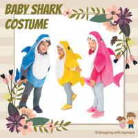 Baju kostum baby shark / costume