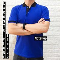 Nctshop Kaos Polo Kerah Kombinasi Murah Kualitas Bagus - Polo Shirt