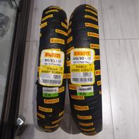 Ban Luar Pirelli 90/80 dan 100/80 Ring 17 Diablo Rosso Corsa 2