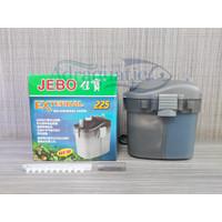 JEBO 225 EXTERNAL FILTER CANISTER BIO CHEMICAL MINI AQUARIUM AQUASCAPE
