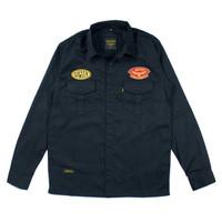 CABLE LS-Kemeja Panjang, Casual / Baju Kerja Lapangan - M