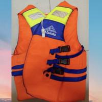 Baju Pelampung Atunas/ Size S/ Life Jacket/ Life Vest/ Pelindung Badan - S