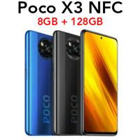 Xiaomi Poco X3 NFC 8/128 Garansi Resmi TAM 8GB 128GB
