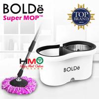 Alat Pel Putar Otomatis Bolde M-169X + Plus SPecial Edition Super Mop
