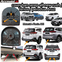 Cover ban serep all new rush all new terios rush trd sportivo 2018 up