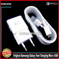 Charger Casan Samsung Galaxy Original 100% Fast Charging Micro USB 2A