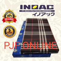 kasur busa INOAC 200 X 120 X 10 cm garansi
