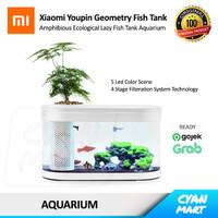 Aquarium Xiaomi Geometry Amphibious Ecological Lazy Fish Tank Original