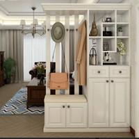 lemari pembatas ruangan minimalis OF