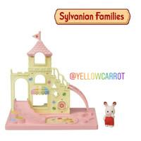 Sale Sylvanian Families 5319 Baby Castle Playground Rabbit EPOCH