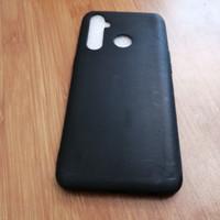 Slim Black Matte case Realme 5 Pro