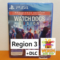 PS4 Watch Dogs Legion / WD Watch Dog Legion