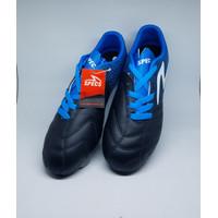 Sepatu Sepak Bola Specs Equinox FG 100822 Original Black / Tulip Blue