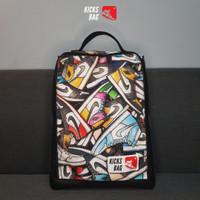 Tas Sepatu Sneakers - Kicks Bag (Jordan Series)