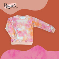 Rugers By Kayamani - Sweater Top kids - Tie dye orange