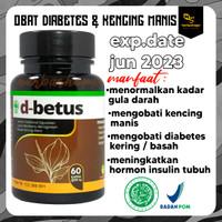 Obat Diabetes Basah & Kering Herbal Gula Darah dan Kencing Manis Ampuh