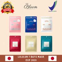Lululun Face Mask Original Japan