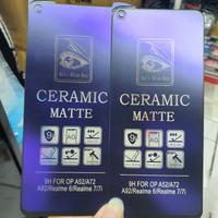 Realme 6 7 7i 7 Pro C17 Ceramic Matte Anti Blue Ray Screen Guard