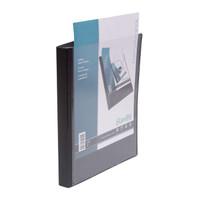Insert Display Book Bantex A4 Isi 40 Pockets Black 3176-10