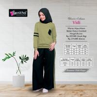Vidi Setelan Baju Olahraga Wanita Muslim Pakaian Olah Raga Wanita