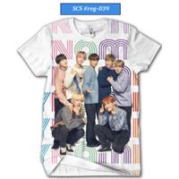 Kaos BTS Series 3D Baju BTS Anak #reg-039