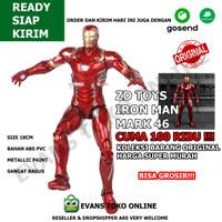 ZD Toys iron man mark 46
