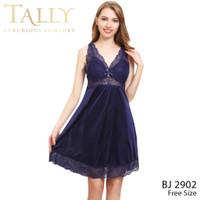 TALLY Bj 2902 Baju tidur Seksi lingerie Bahan Satin