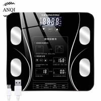 Timbangan Badan Digital Body Fat Monitor With App Smart Weight Scale