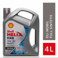 Oli Shell Helix Hx8 Sae 5w-30 4 Liter