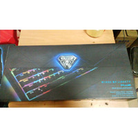 AULA GAMING WINGS OF LIIBERTY Mechanical Gaming Keyboard Blue Switch