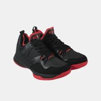 Ardiles DBL PRIDE 2 Hitam/Merah - Sepatu Basket Pria Dewasa
