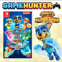 Nintendo Switch Paw Patrol The Mighty Pups